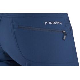 Norrøna W's Falketind Flex1 Pants Indigo Night